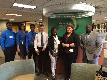 Job Shadow with Junior Achievement